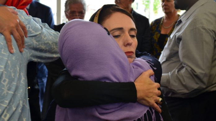 Jacinda Ardern, racist fight: right-wing ideology following last week's terror attack