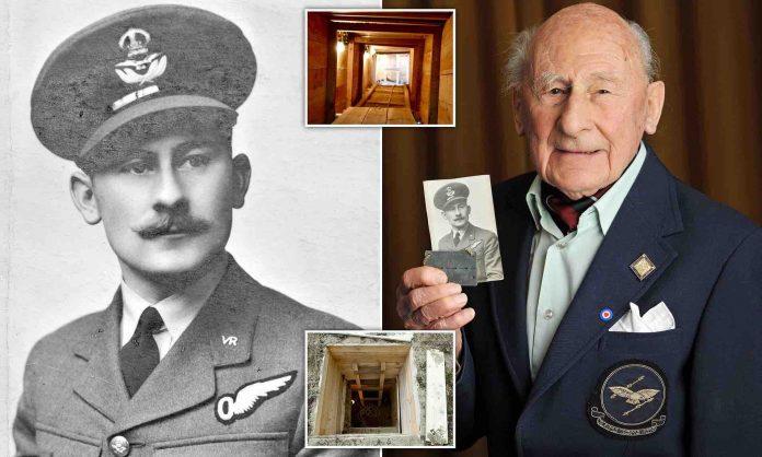 Jack Lyon Last surviving Great Escape hero dies aged 101