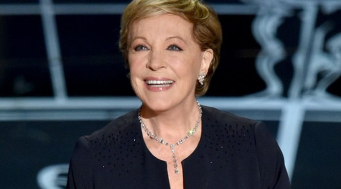 Julie Andrews to Receive Venice Film Festival's Golden Lion, Report
