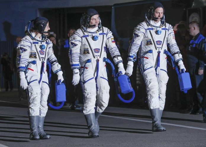 NASA study finds herpes viruses reactivate in astronauts, Report