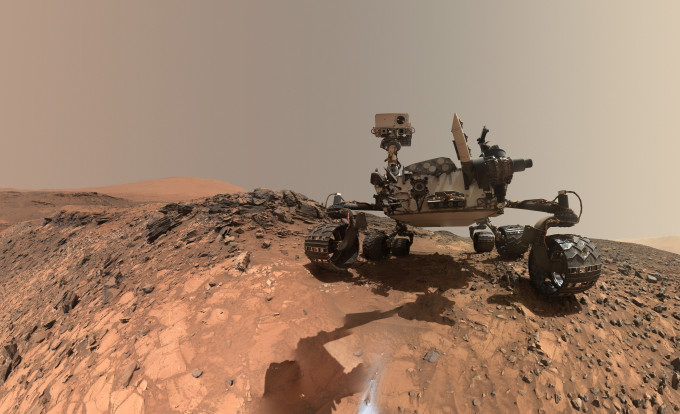 Opportunity's last rover panorama is a showstopper