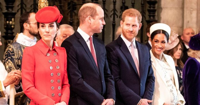 Prince Harry and Prince William officially split royal households, Report