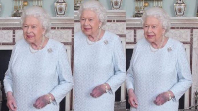 Queen's 'purple' hand in official photo sparks concerns, Report