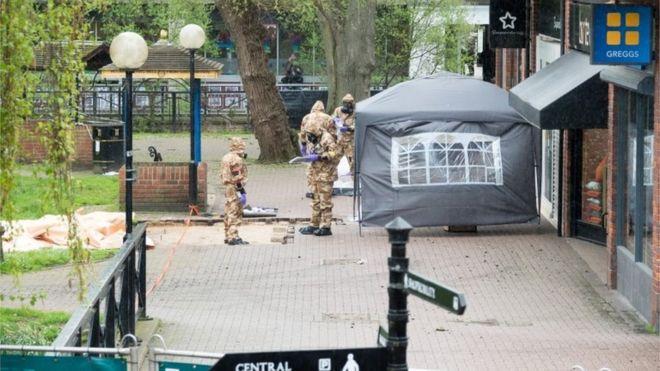 Salisbury to be declared decontaminated, Report