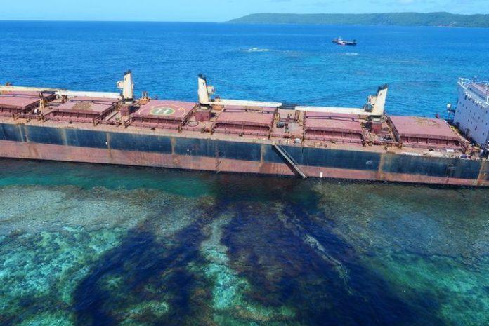Solomon Islands oil spill threatens World Heritage site, Report