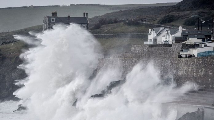 Storm Gareth latest: batters Britain with heavy rain and gale-force winds
