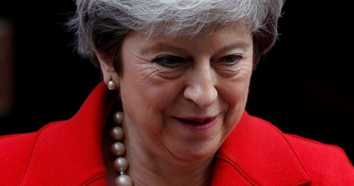 Theresa May suffers humiliating Lords defeat, Report