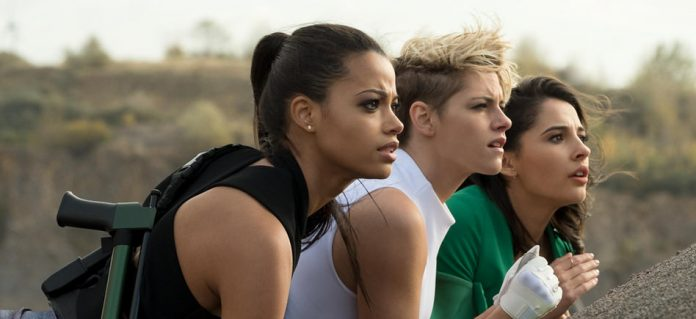 'Charlie's Angels' First Look is here: Kristen Stewart, Naomi Scott, and Ella Balinska