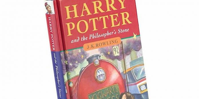 A rare Harry Potter book just sold for almost $90k, Report