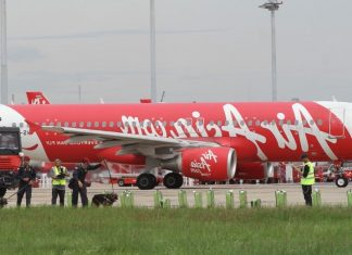 Baby dies on AirAsia flight to Perth, Report