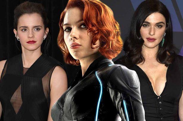 Black Widow movie: Rachel Weisz and David Harbour join Scarlett Johansson
