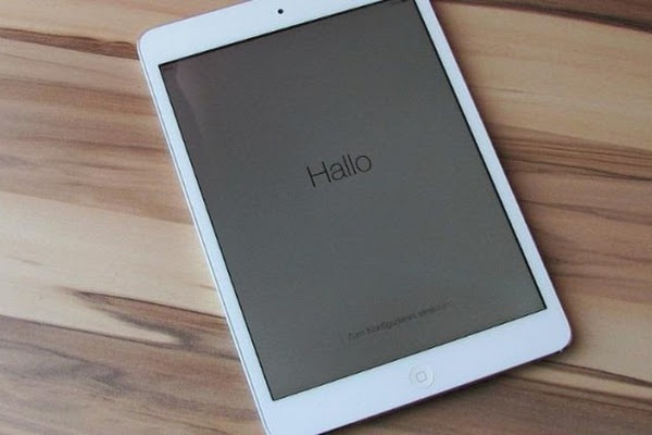Dad locked out of iPad for 48 years thanks to his toddler