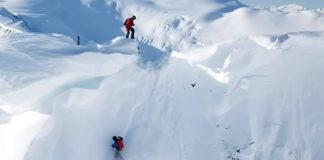 Dave Treadway dies after 100-foot plunge into crevasse, Report