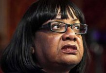 Diane Abbott 'sorry' for drinking on train, Report