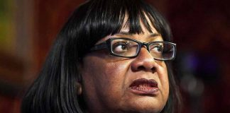 Diane Abbott 'sorry' for drinking on train, Report