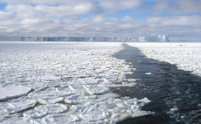 Early Warning Signs of Global Warming: Glaciers Melting