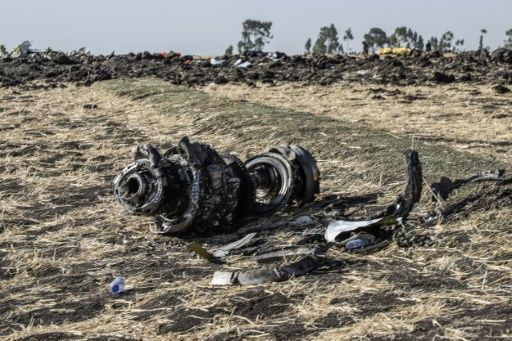 Ethiopian Airlines: No sign of