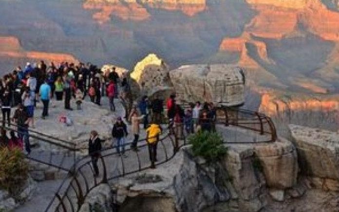 Grand Canyon: Third death in eight days, Report