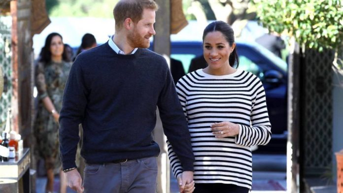 Harry, Meghan will keep royal baby birth private