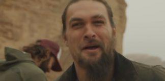 Jason Momoa shave off his famous beard (Video)