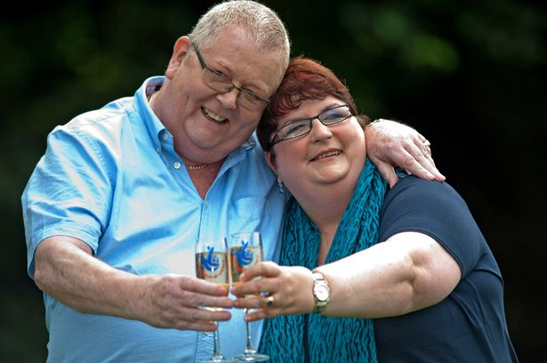 Lottery winners to divorce 'amicably', Report