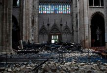 Notre Dame Cathedral Fire 'Likely Caused' By Short-Circuit, Report