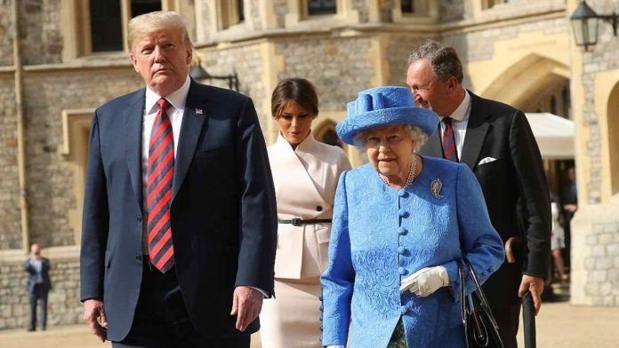Queen set to invite Donald Trump for state visit to the Palace, Report