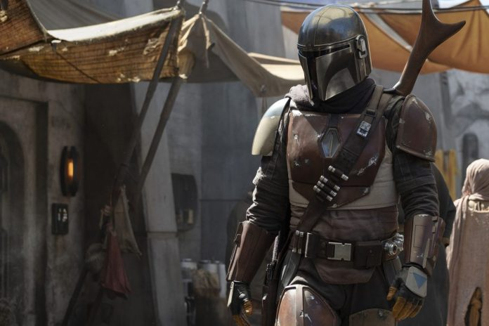 The Mandalorian Star Wars TV series released on Disney+, Report