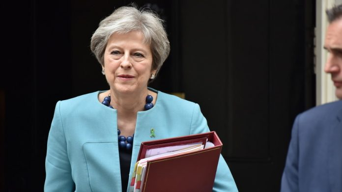 Theresa May launches blitz on knife crime 'disease', Report