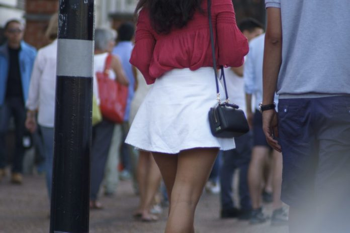 Upskirting is now a crime in England and Wales, Report