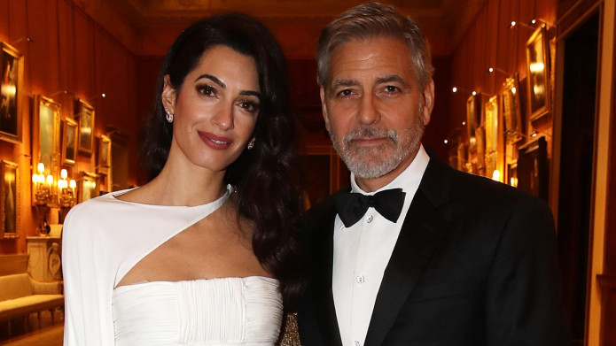 George Clooney Says Amal Banned Him from Motorcycles, Report