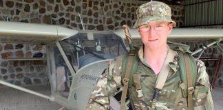 Mathew Talbot killed by as elephant during an anti-poaching