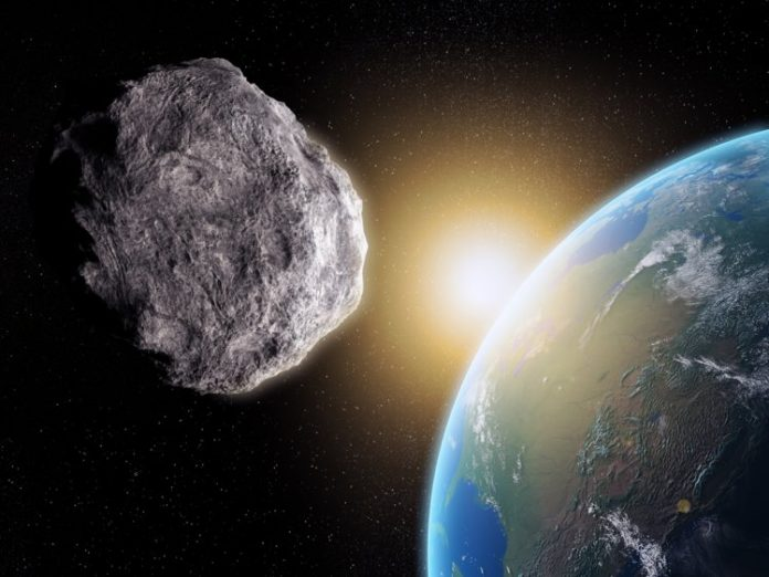 NASA spacecraft to hit an asteroid in 2022, Report