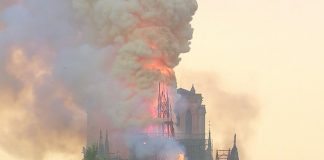 Notre Dame Fire Released Astronomical Lead Levels Into Air, Report