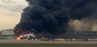 Russia plane fire: Aeroflot jet crash landing kills 41 in Moscow, Report