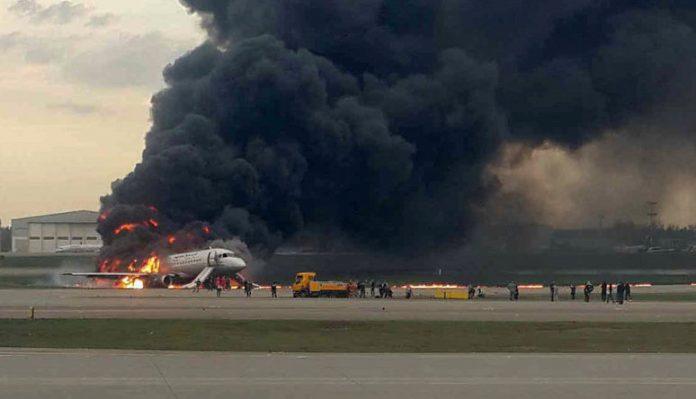 Russia plane fire: Aeroflot jet crash landing kills 41 in Moscow, Report