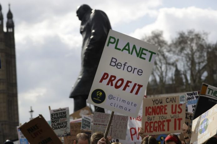 UK Britain should strengthen climate goal to net zero emissions by 2050