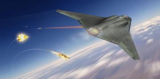 US Air Force shoots down multiple missiles with laser, Report