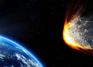 Asteroid will zip by Earth (NASA)