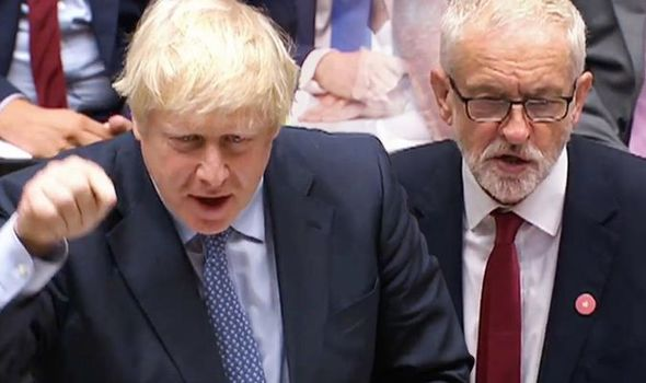 Boris Johnson faces Jeremy Corbyn in his first PMQs (Watch)