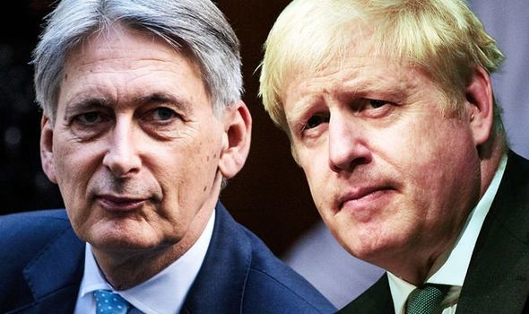 Boris Johnson threatens to sack Tory MPs who vote to block no-deal Brexit