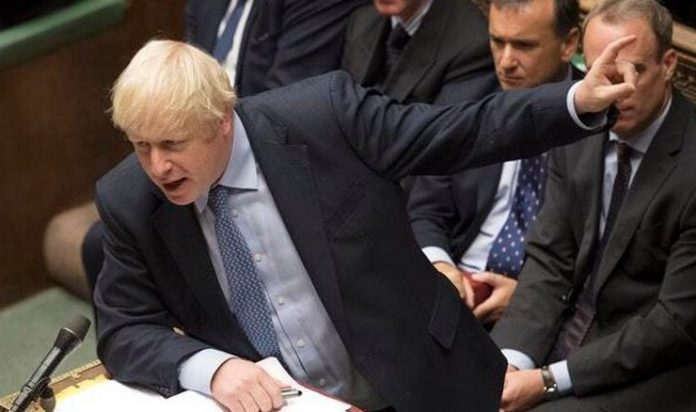 Boris Johnson 'will not resign' to force early election, Report