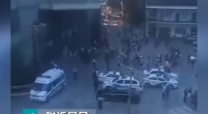 China school attack: Man kills eight schoolchildren