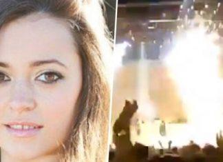 Joana Sainz Garcia killed by exploding pyrotechnic