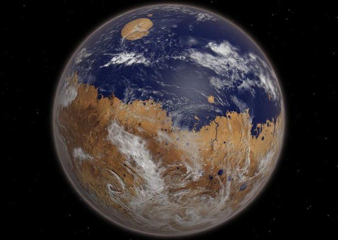 Planet Venus once had a habitable atmosphere