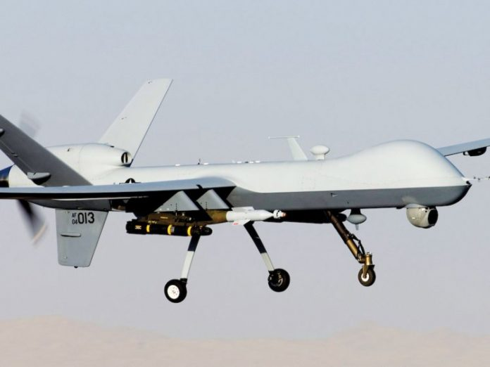 UK drones could be deployed to the Gulf amid crisis with Iran, Report