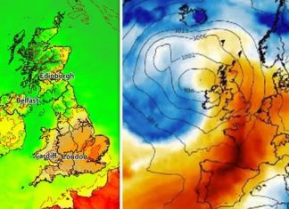 Uk weather: Seven-day heatwave begins with 25C (Reports)