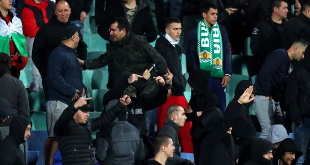 England vs Bulgaria result overshadowed by racist abuse, Report
