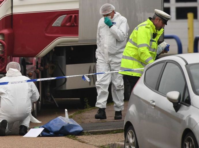 Essex lorry deaths: Post-mortems to begin on 39 victims, Report