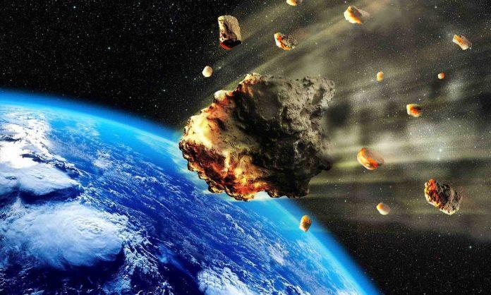 NASA: Rock MAY Hit Earth On Halloween Day